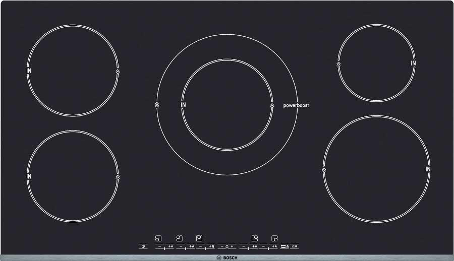 Cocinas De Induccion Bosch | Placa Induccion Bosch Piv975t01e Saltan Los Plomos