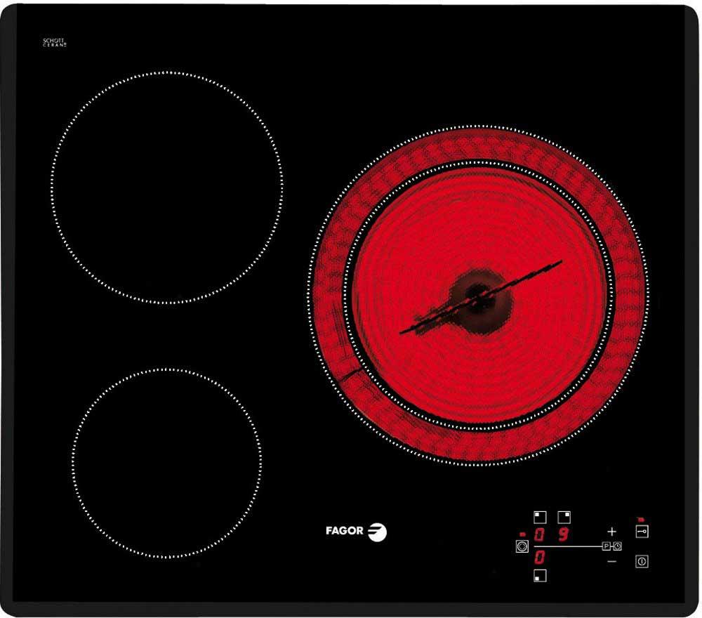 Vitrocer mica fagor 2v 33ts fuego paellero no enciende - Vitroceramica fagor elegance ...