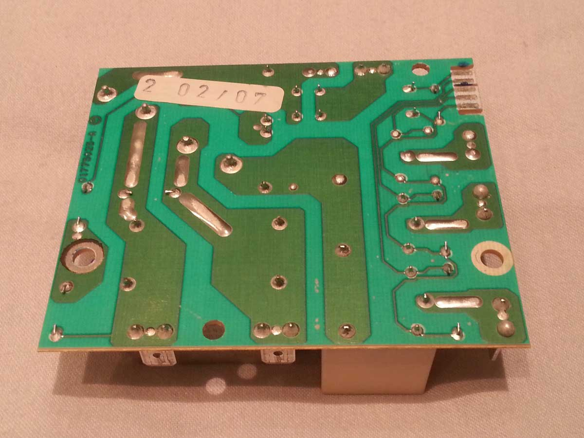 Placa de control hornillos cocinas mixtas copreci ind5g mixta for Placas de cocina mixtas