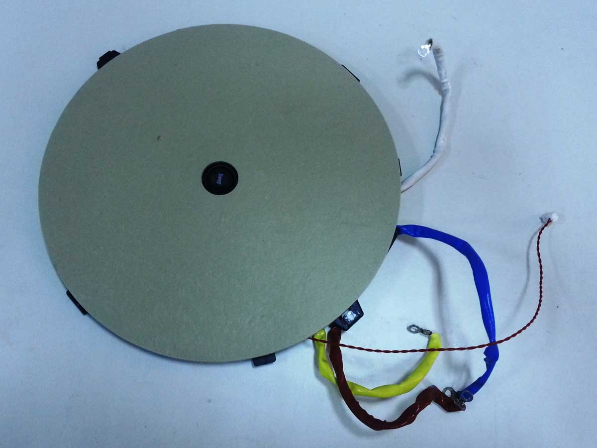 Inductor doble 30cm