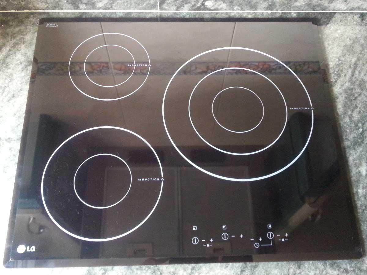 Inducci n lg ka67210fs no encienden fuegos izquierdos - Cocinas induccion precios ...