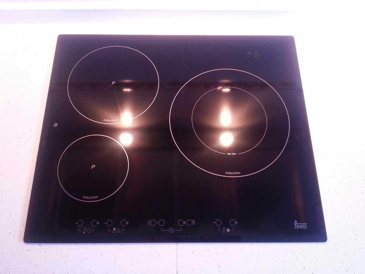 Hoza acogedora personales placa de induccion teka no - Cocina vitroceramica teka ...
