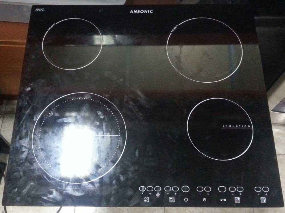 Balay servicio t cnico cocinas vitrocer micas y placas de for Placas de cocina mixtas