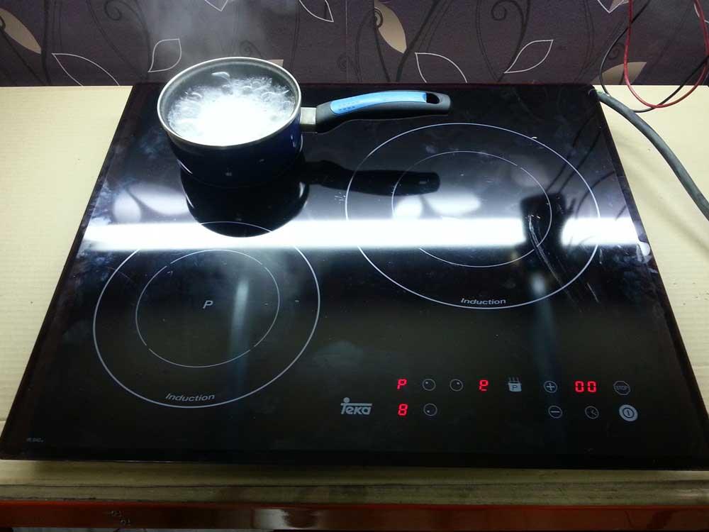 Placa inducci n teka ir 640 error 6 - Cocinas induccion teka ...