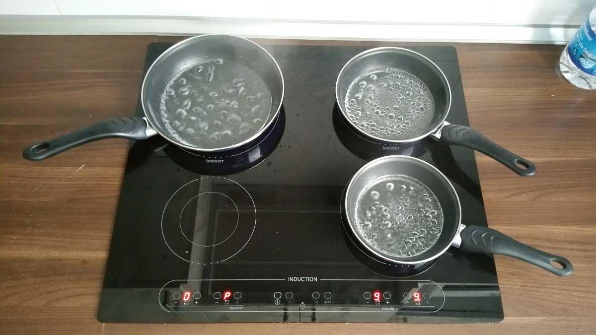 Inducci n whirlpool ikea hah 7000bb no detecta cacharros for Cacharros de cocina
