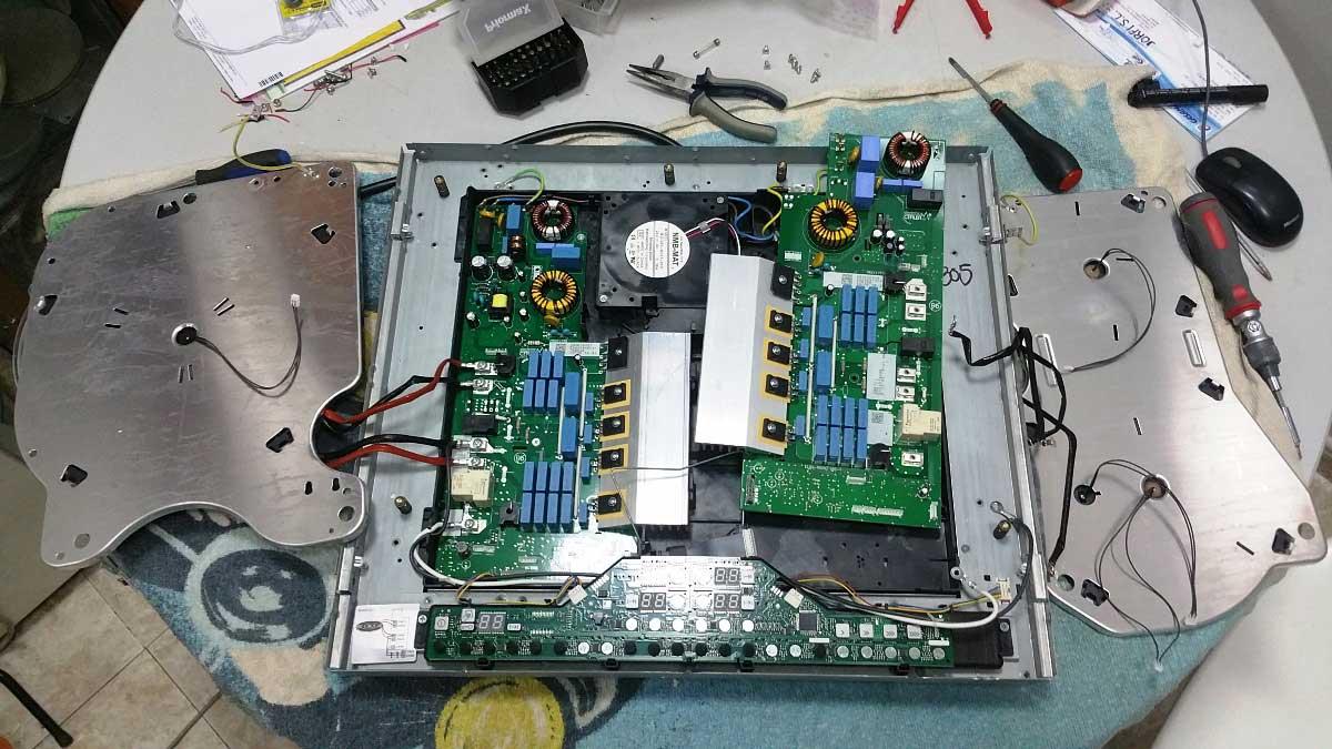 Placa inducci n balay 3eb917m error e9 - Cocinas de induccion balay ...